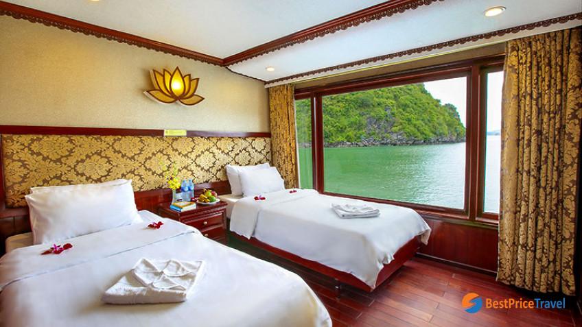 Oriental Sails 1 Cabin Twin