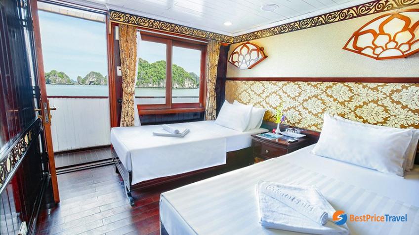 Oriental Sails Cabin Twin