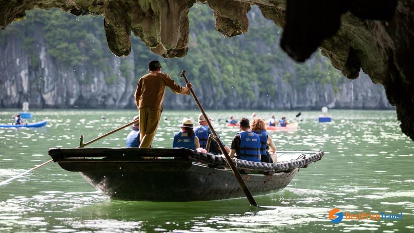 Bamboo Boat 3
