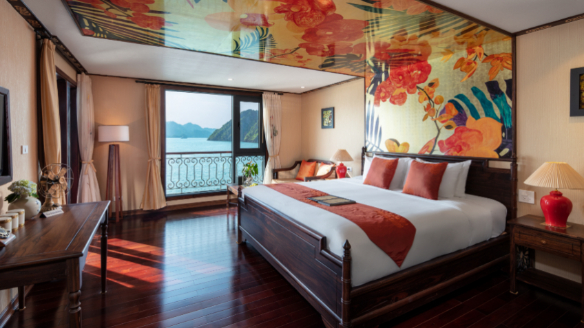 Indochine Cruise Suite