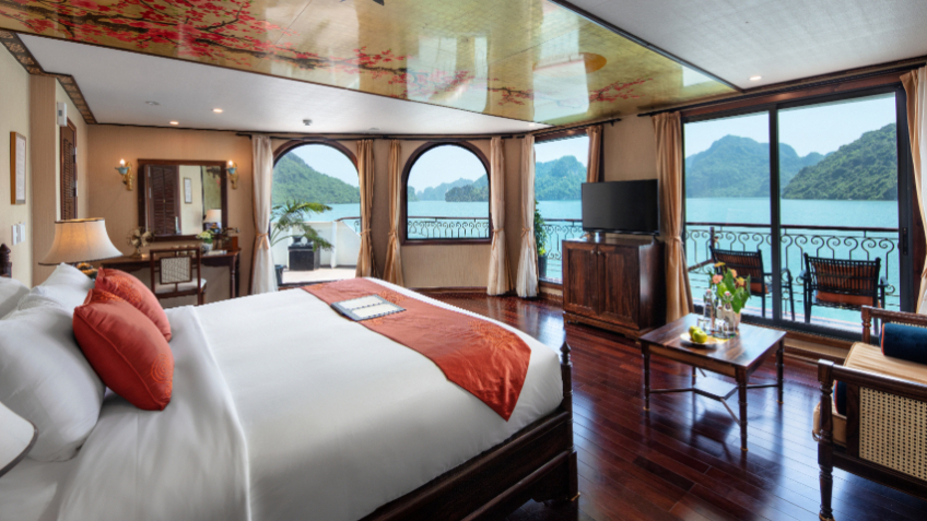 Indochine Cruise Excutive Suite