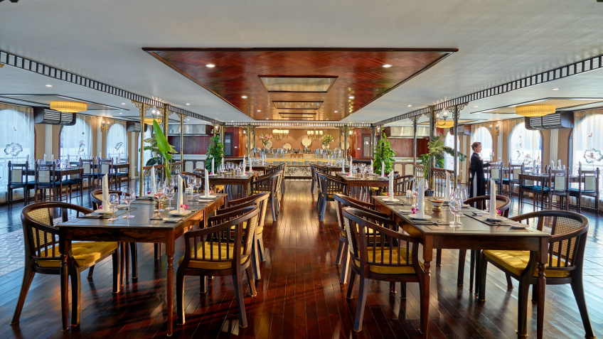 Indochine Cruise Restaurant