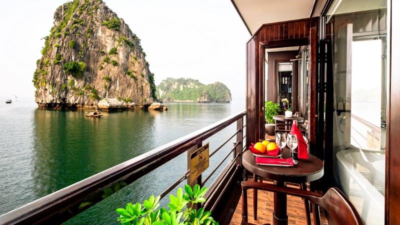 Peony Balcony