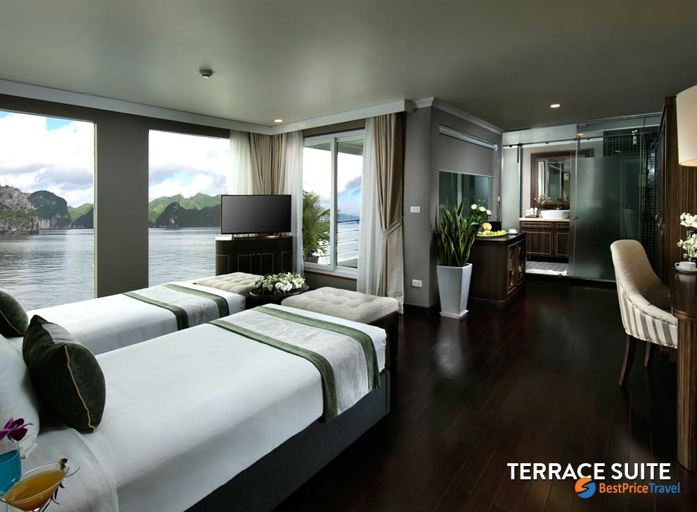 Terrace Suite on Era Cruise