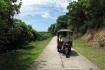 Explore the island by Tuk Tuk