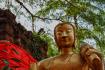Perch of the Saints - Wat Si Muang.
