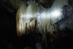 Tham Loup stalactites