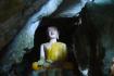 Buddha in Tham Hoi Cave