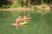 Kayaking On Nam Khan River