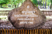 Mass Grave Of 450 Victims at Choeung Ek Killing Fields