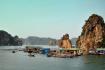 Hoa Cuong Floating Village
