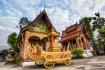 Wat Sene Temple In Luang Prabang