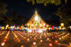 Wan Ok Phansa At Luangprabang