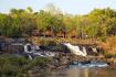 Pakse Tad Lo Village Waterfall