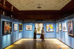 The Museum Activity Art Exhibition At The National Museum