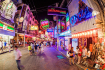1 Pattaya Walking Street In Thailand Holgs