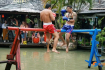 floating market muay thai