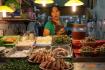 Woman At Street Food Stall In Chiang Rai