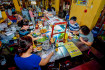 Eating in Hoi An Market