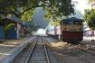 Myingyan Railway Station