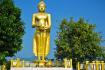 Beautiful Standing Buddha Of Thaton