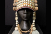 117 005 Akha Hill Tribe Womens Headdress