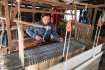 silk weaving Koh Dach silk island