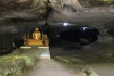 Buddha Image Inside The Cave