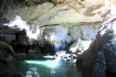 The Scenery Inside The Phnom Kampong Cave