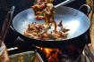 Cooking Kep Crab