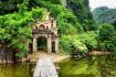 Vietnam Bich Dong Pagoda
