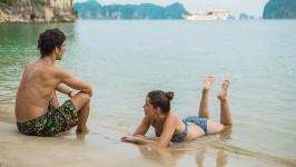 Vung Ha Beach