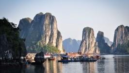 Hoa Cuong Fishing Village