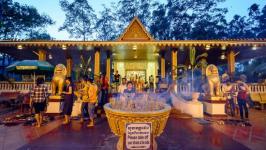 Preah Ang Chek - Preah Ang Chorm Shrine