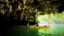 Ho Dong Tien Cave