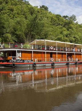 RV River Kwai Cruise