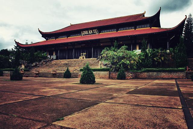 Linh An pagoda