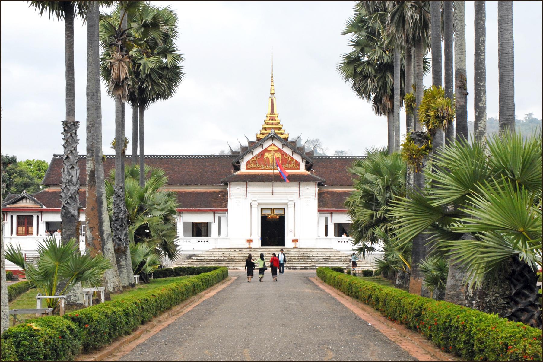 Royal Palace Of Luang Prabang