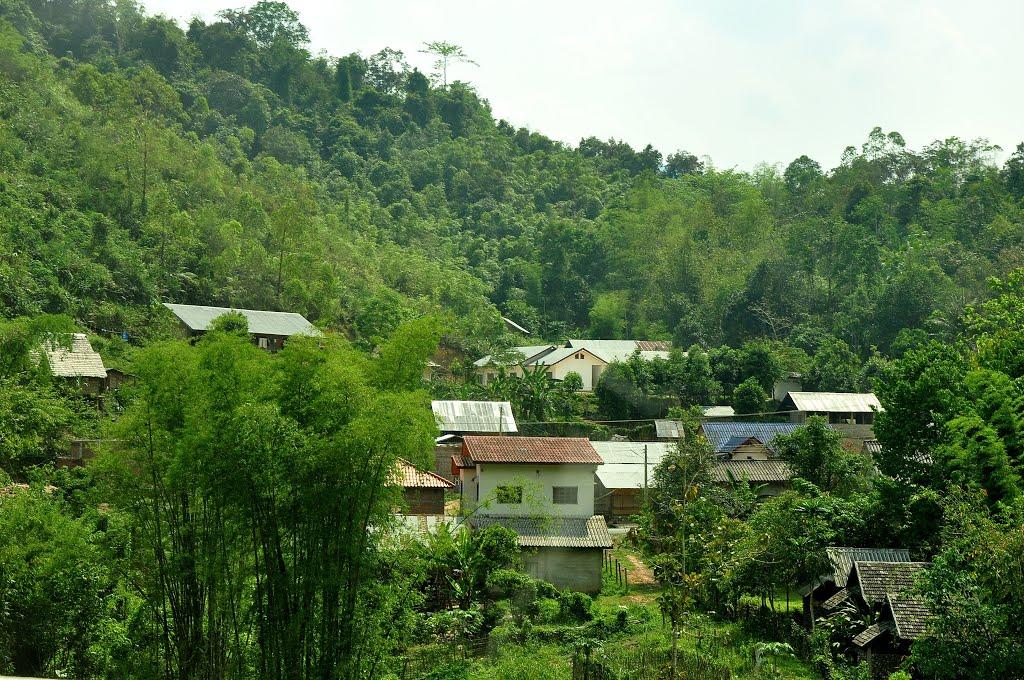 Muang La Town