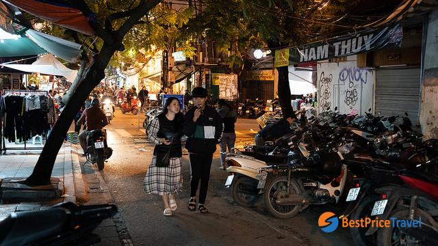 Hanoi local life