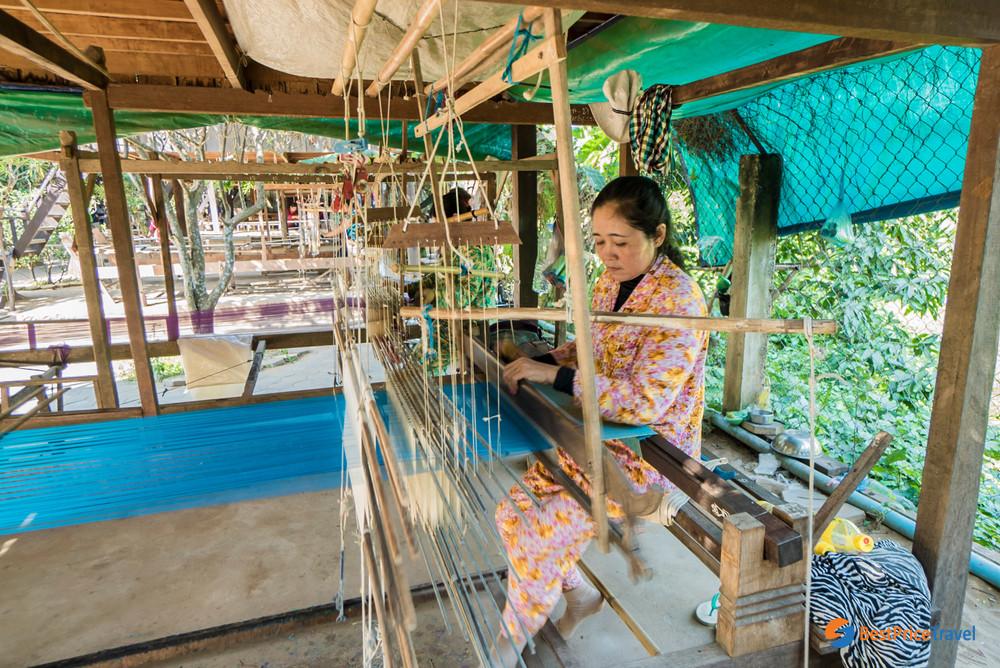Making Silk Process