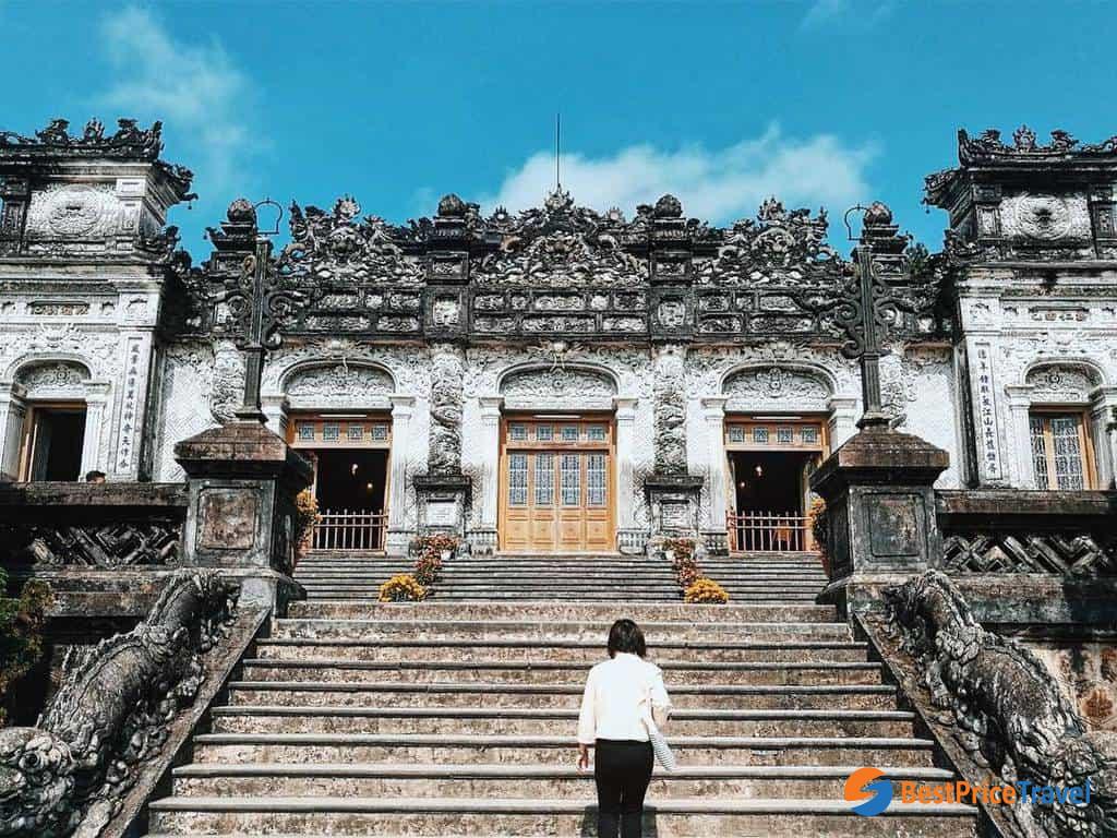 Thu Le Temple