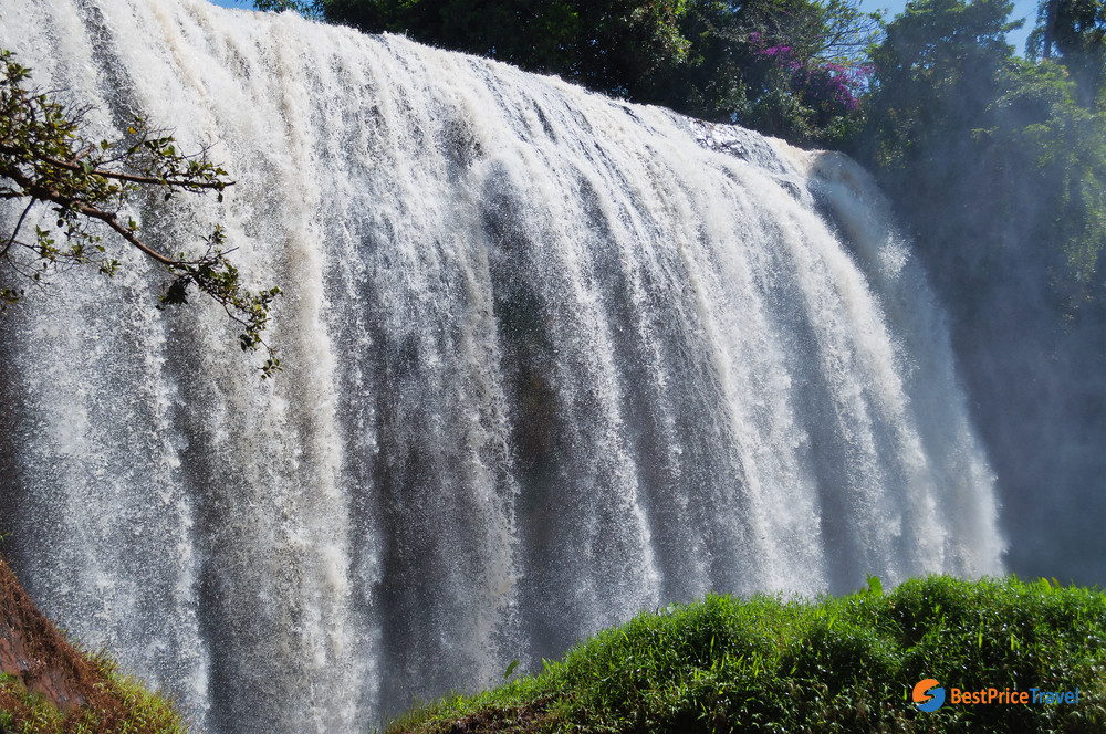 Majestic Elephant Waterfall