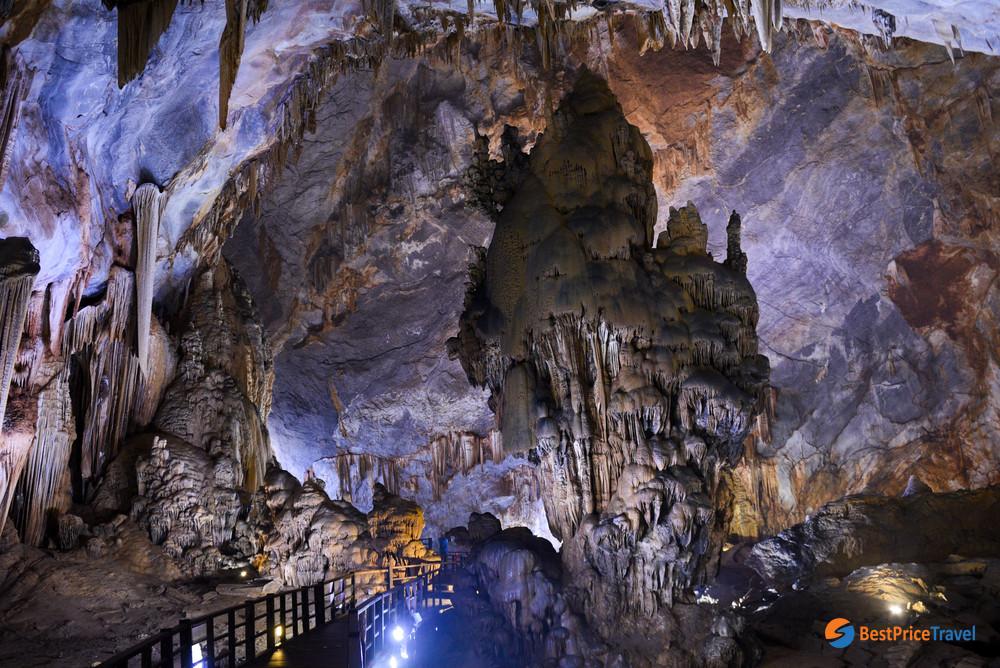 Stunning Paradise Cave