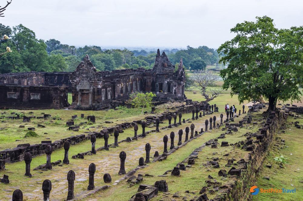 Vat Phou Complex Temple