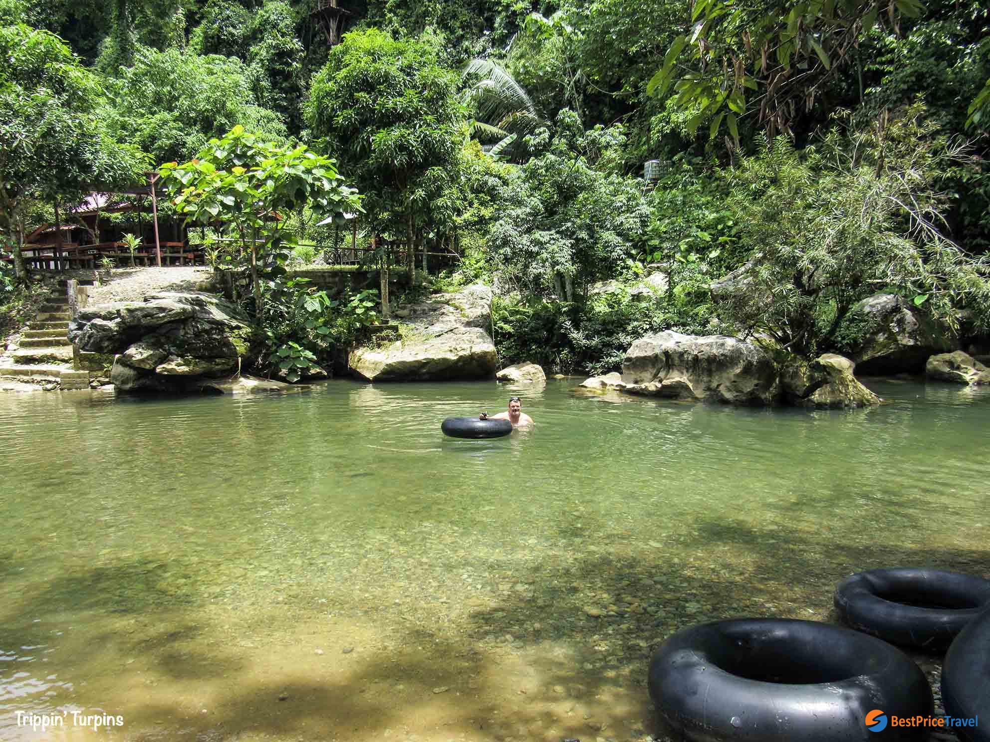 Tham Nam Cave
