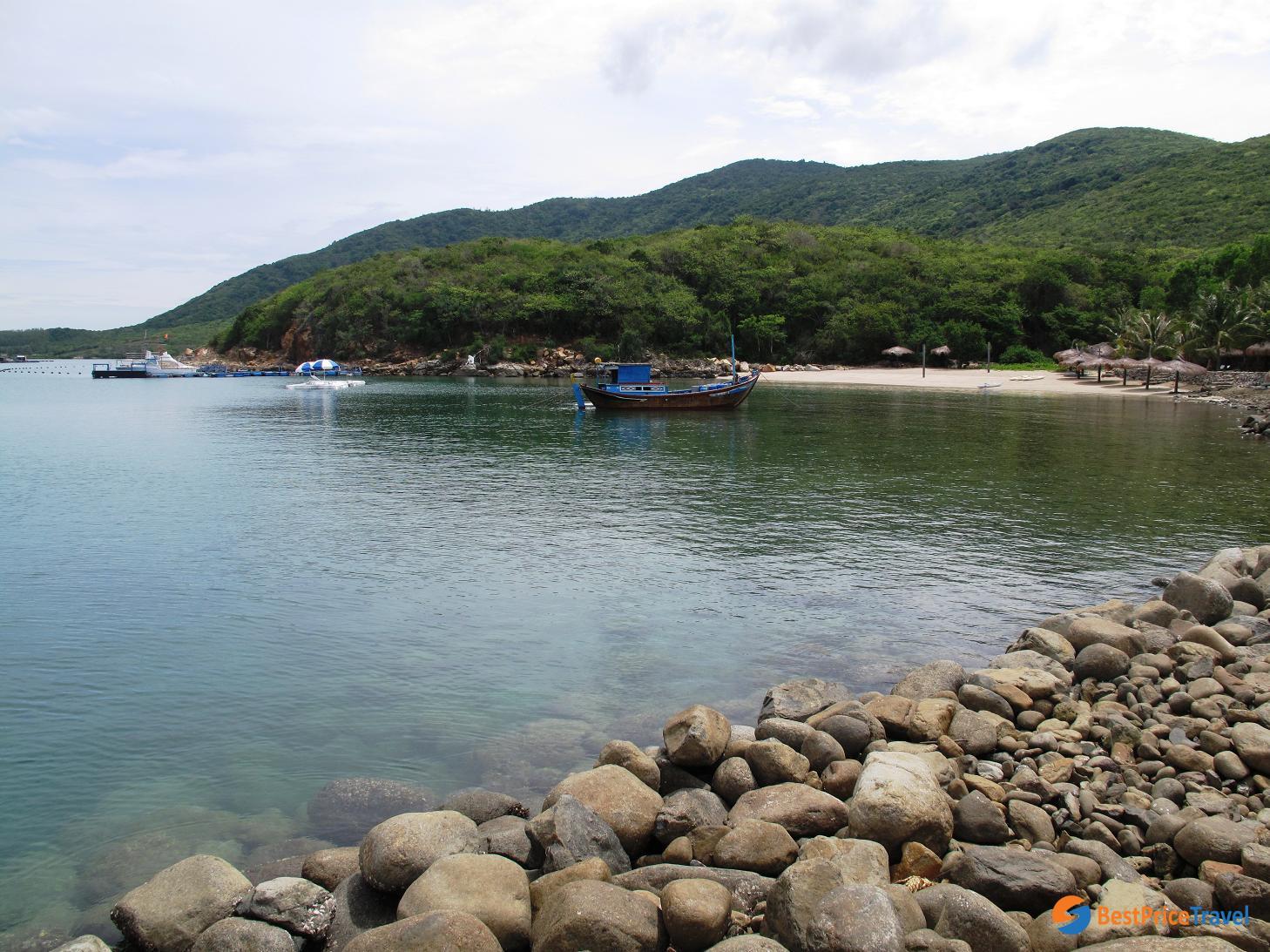 Hon Tre Islands