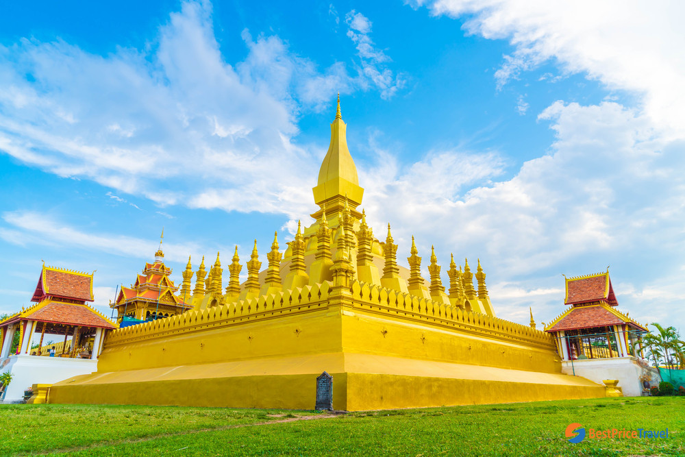 The Great Golden Stupa