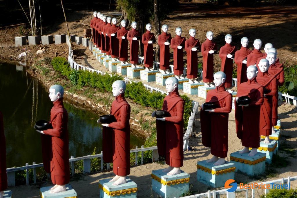 The Theindawgyi Pagoda