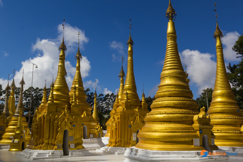 Shwe Oo Min Paya, the natural cave temple in Kalaw
